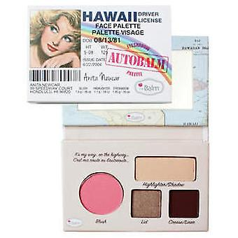 The Balm Palette Autobalm Hawaii (Femme , Maquillage , Palettes de maquillage )