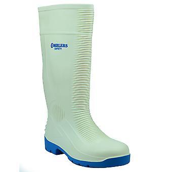 Amblers veiligheid Wellington FS98 Unisex laarzen Slip op PVC Slip Resistant schoeisel