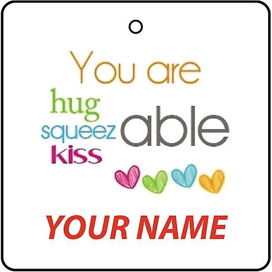 Personalised You Are...