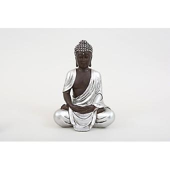 Assis Bouddha Figurine ornement décoratif idée cadeau