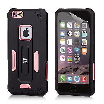 32nd Hard Defender case for Apple iPhone 6 Plus / 6S Plus - Rose Gold