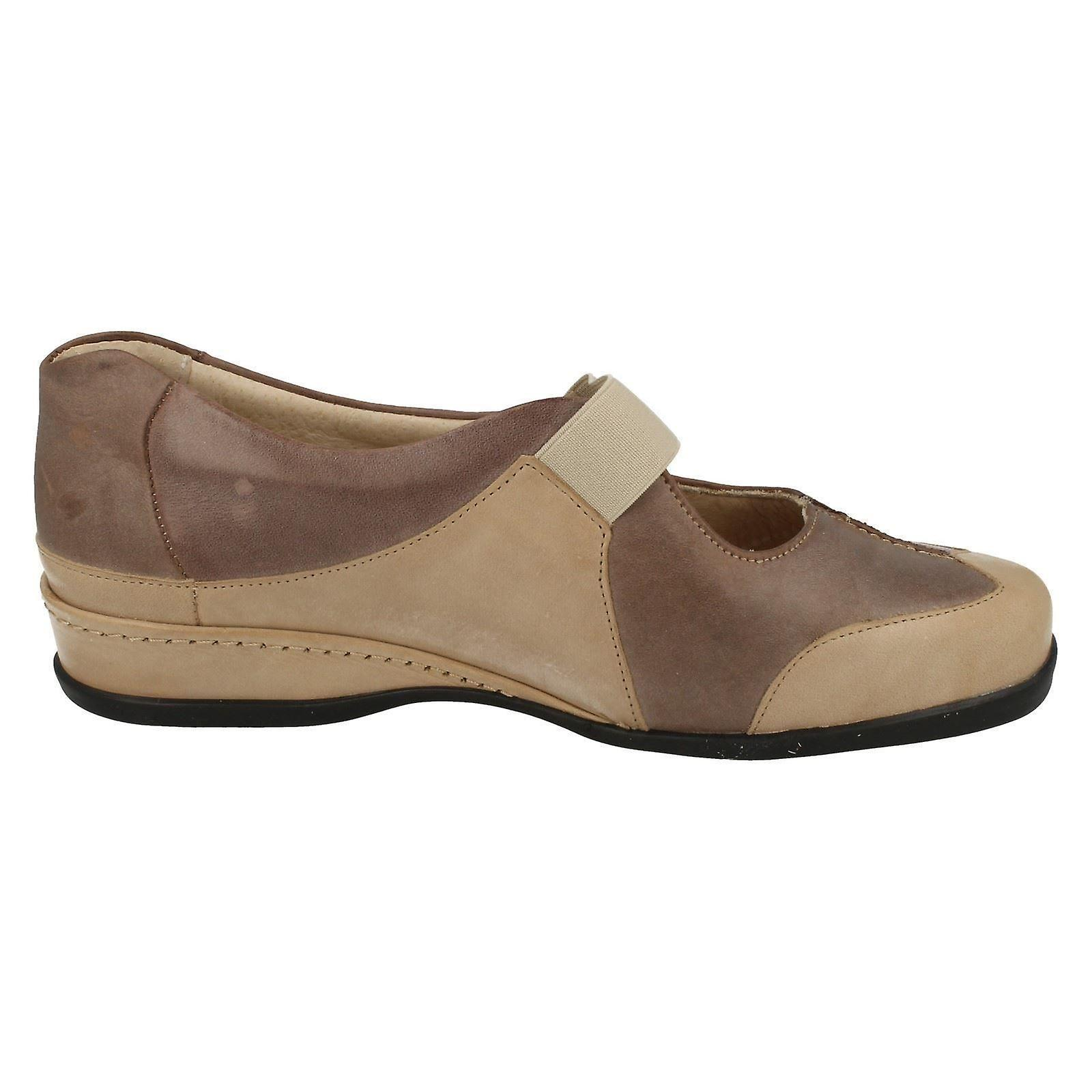 Shoes Ladies Sandpiper Casual Flat Woking xxBR1