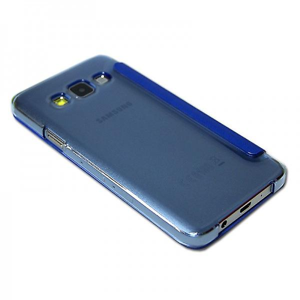 Smart cover window blue for Samsung Galaxy A3 A300 A300F