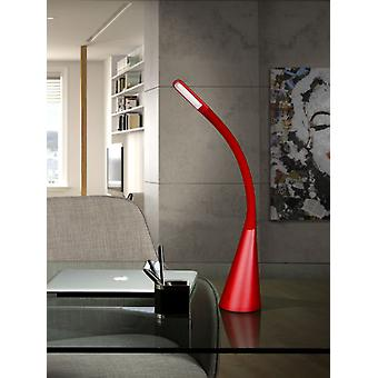 Schuller Lain Led Table Lamp, Red (Home , Lighting , Table lamps)