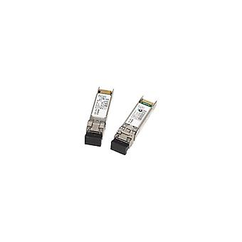 Cisco SFP + transmitter/receiver module-16 Gb fibre channel (short wave)-fiber-optic-LC multi mode-up to 400 m-850 nm-for P/N