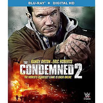 2 [Blu-ray] USA import veroordeeld