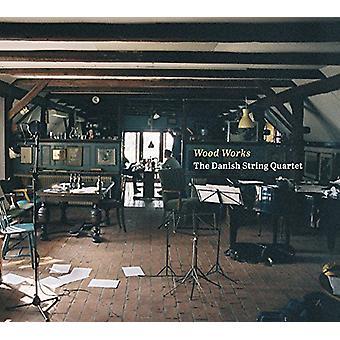 Danske Str Qrt - Wood Works [CD] USA import