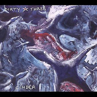 Beskidte tre - slagge [Vinyl] USA importerer