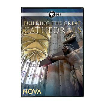 Nova - Nova: Building the Great Cathedrals [DVD] USA import
