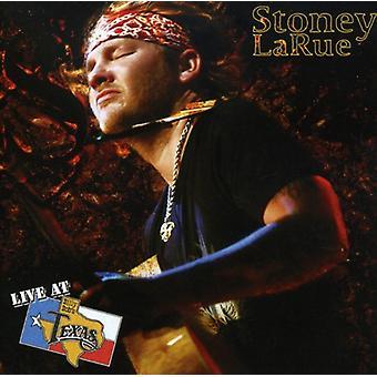 Stoney Larue - Live på Billy Bob's Texas [CD] USA import