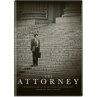 Attorney [DVD] USA import