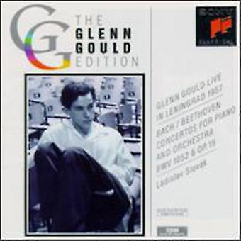 Glenn Gould - Live in Leningrad 1957 [CD] USA import