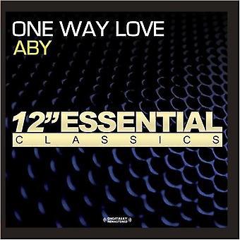 Aby - importação EUA One Way Love [CD]