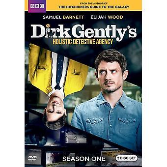 Dirk suavemente es integral Agencia de detectives [DVD] USA importación