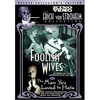 Sciocco mogli/uomo che hai amato per importazione USA odio [DVD]