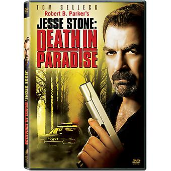 Jesse Stone: Death in Paradise [DVD] USA import