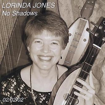 Lorinda Jones - keine Schatten [CD] USA import