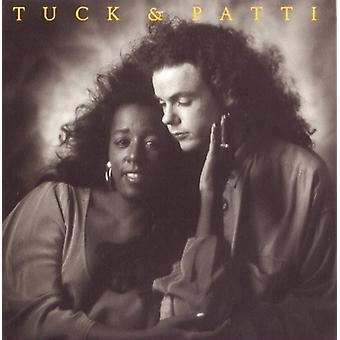 Tuck & Patti - kærlighed krigere [CD] USA import