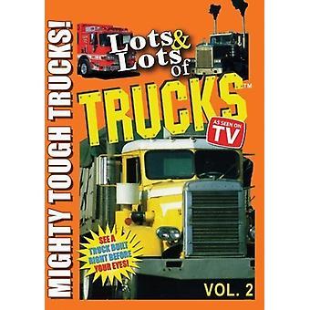 Masser & masser af lastbiler Vol. 2 [DVD] USA import