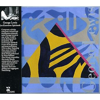 G. Lewis - Les Exercices Spirituels [CD] USA import
