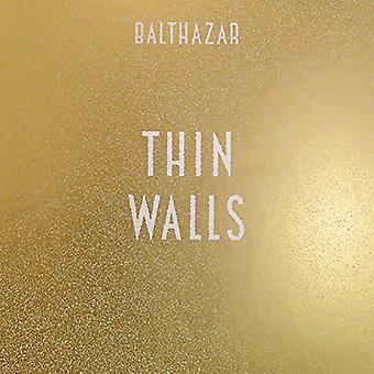 Balthazar - tynde vægge [CD] USA importerer