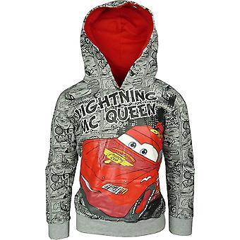Jongens Disney Carsning McQueen Hooded Sweatshirt HO1277