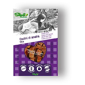Silpet Diced Duck (Dogs , Treats , Eco Products)