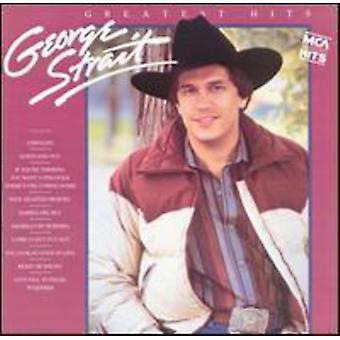 George Strait - importación de Estados Unidos Greatest Hits [CD]