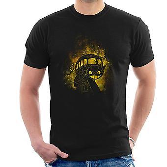 Studio Ghibli Catbus Men's T-Shirt