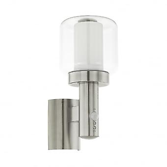 Eglo Poliento Upright Outdoor Wall Light