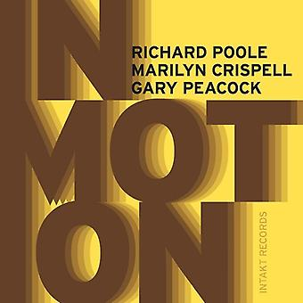 Crispell, Marilyn / Poole, Richard / Peacock, Gary - In Motion [CD] USA import