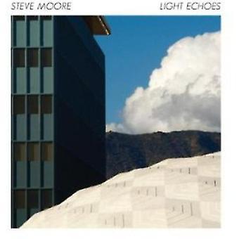 Steve Moore - Light Echoes [CD] USA import