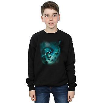 Harry Potter chłopców Voldemort Dark Mark mgły Bluza