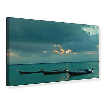 Canvas Print Ocean