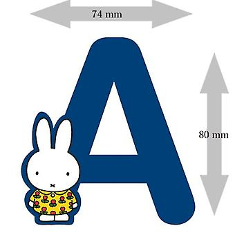 Miffy Buchstabe: A