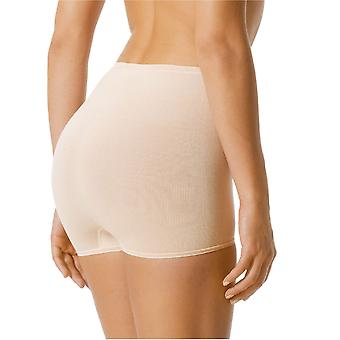 Mey Only Lycra Nude Cotton Blend Boxer Pant Brief 89038