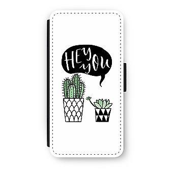 iPhone 6/6S Plus Flip fall - Hej du cactus