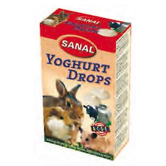 Sanal Yogurt Drops Snacks for Rodents (Small pets , Treats)