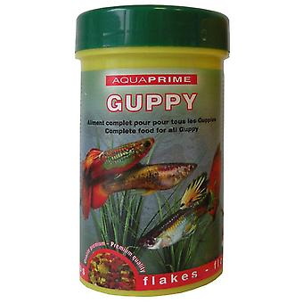 Aquaprime Flakes For Guppies 100Ml Aquaprime (Peces , Comida , Agua fría)