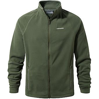 Craghoppers Mens Selby Interactive Poly Micro Fleece Jacket Top