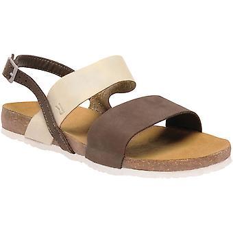Regatta naisten/Ladies Lady Jazmin nupukkia nahkaa nilkka hihna sandaalit