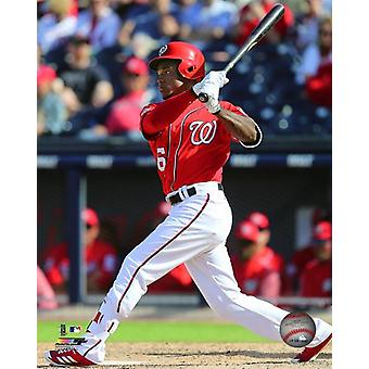 Victor Robles 2018 Action Photo Print