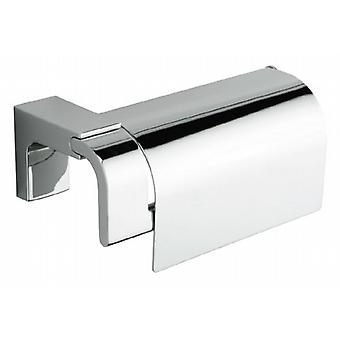 Eletech Toilet Roll Holder con Solapa 114160