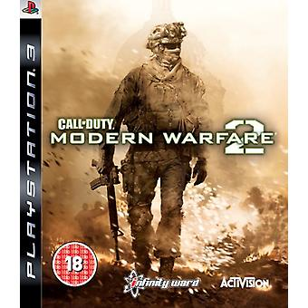 Call of Duty Modern Warfare 2 (PS3) - Factory Sealed