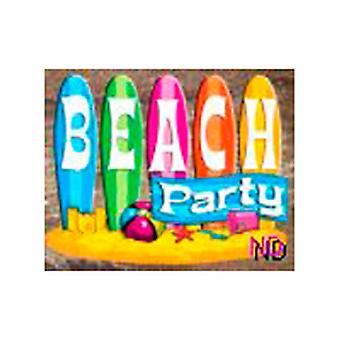 Stranden sommer tema og dekoration Pack - Deluxe