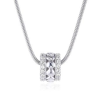 s.Oliver jewel ladies chain necklace silver Zyrkonia SO764/1 - 399838