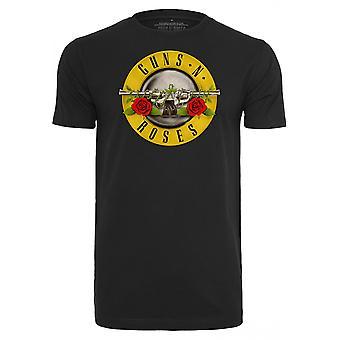 Urban Classics T-Shirt Gun's Roses Logo