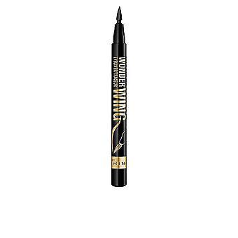 Rimmel London Wonder Wing Eye Liner #001-black For Women