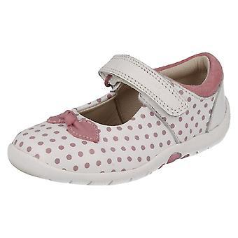 Clarks Girls Shoes Softly Dotty