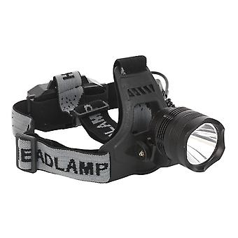 Sealey Ht105Led Cordless Head Torch Cree Led 3W Rechargeable